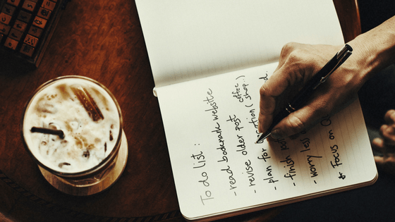 """Why the """"To Do"""" list doesn't work (and what can be done about it)"""